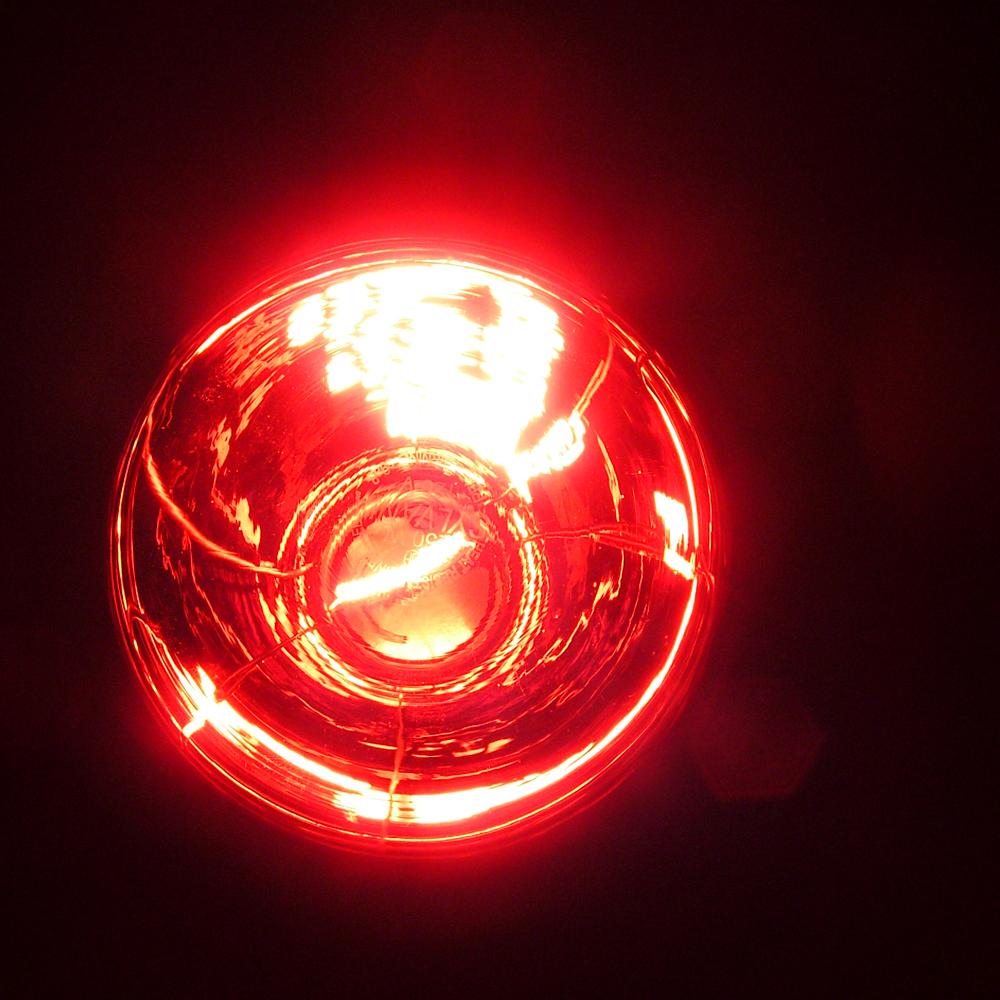 Une ampoule qui réchauffe