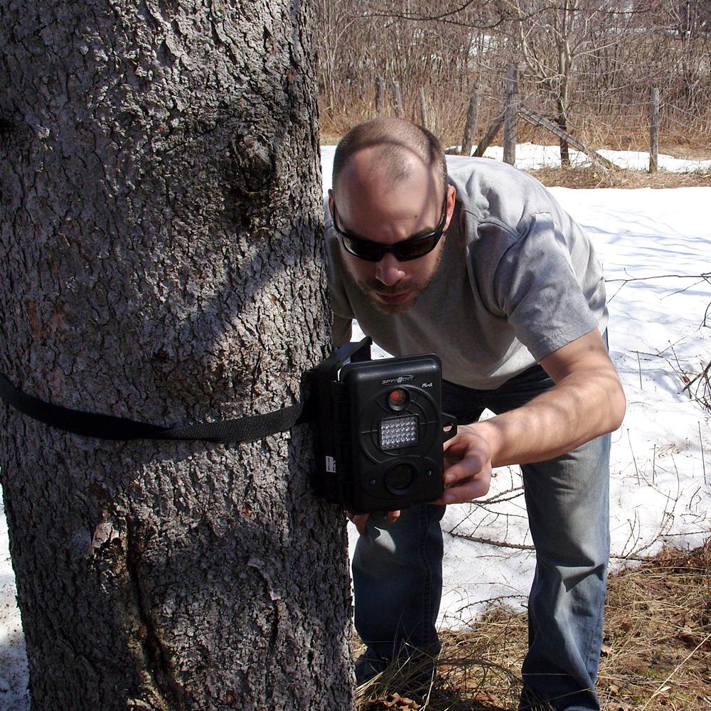Caméra (et appareil photo) de surveillance