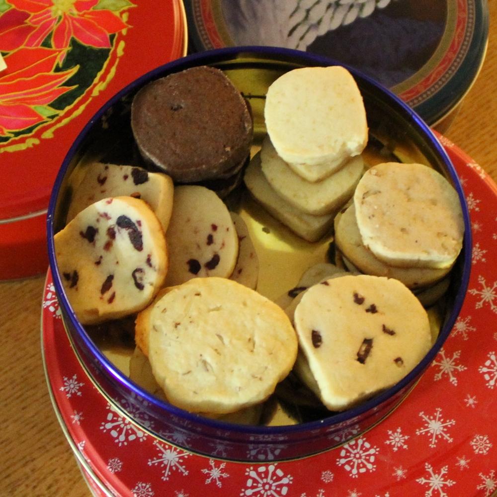 Les biscuits qui m'ont rattrapée
