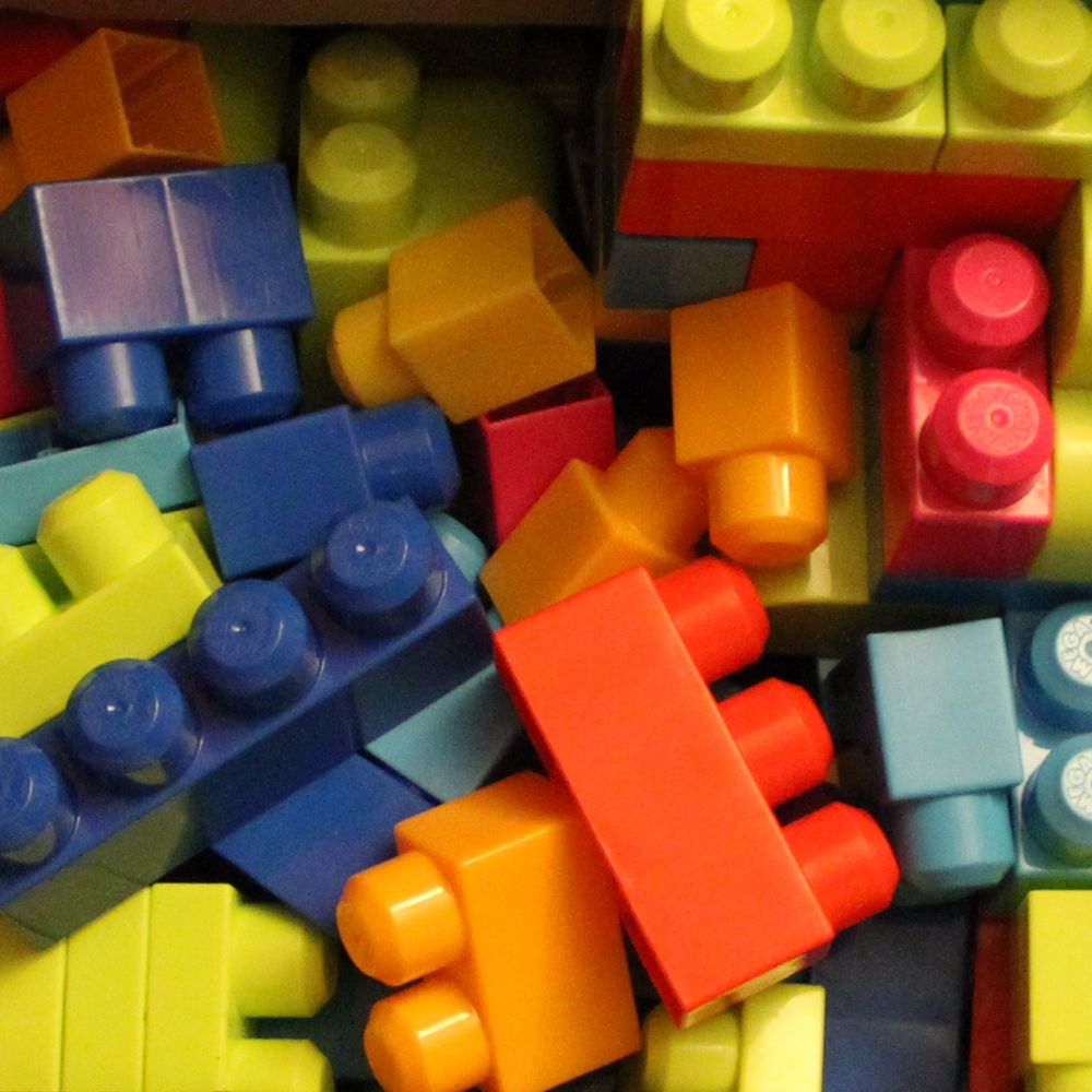 Blocs et Mega Blocks