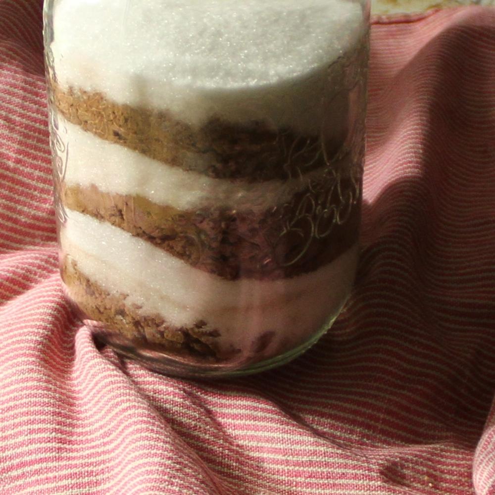 Mélange pour le lait au chocolat