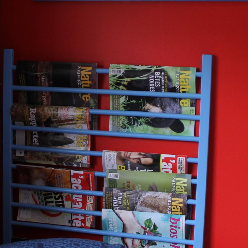 Porte-magazines