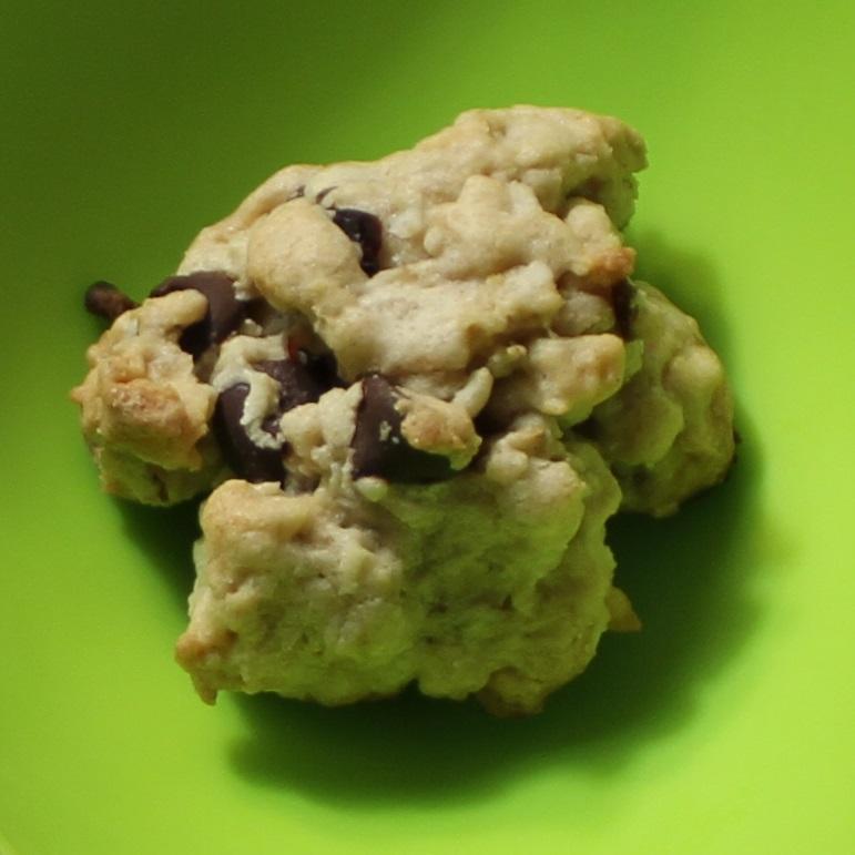 Brisures de chocolat au biscuit (euh…)