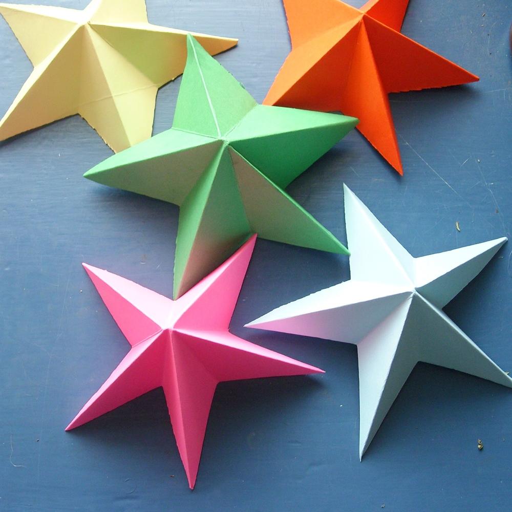 étoiles En 3d Les Campagnonades