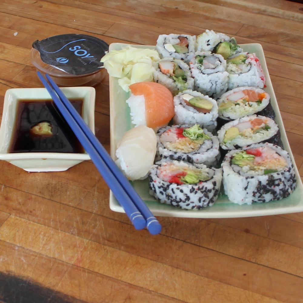 Rage de sushi