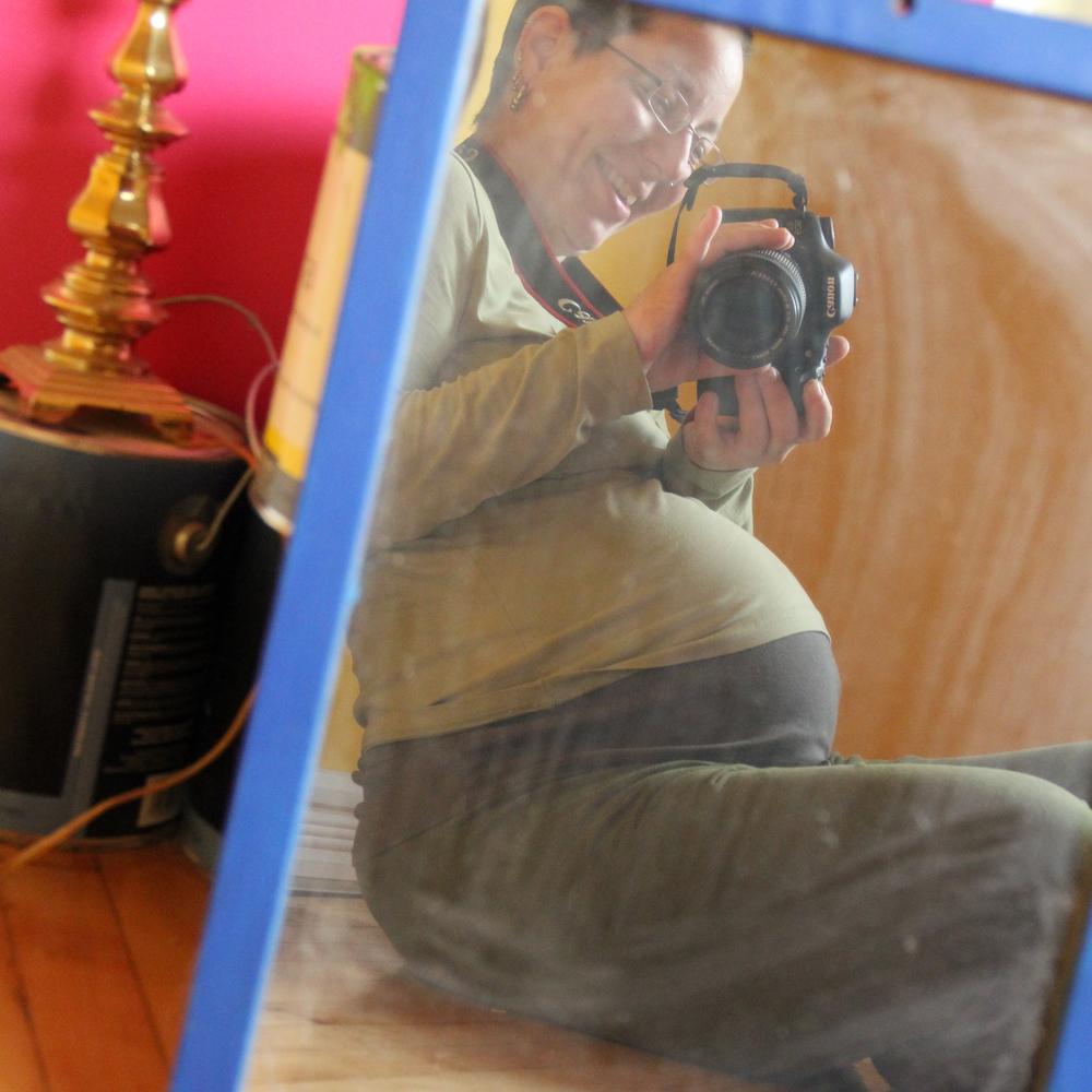 Fin de grossesse