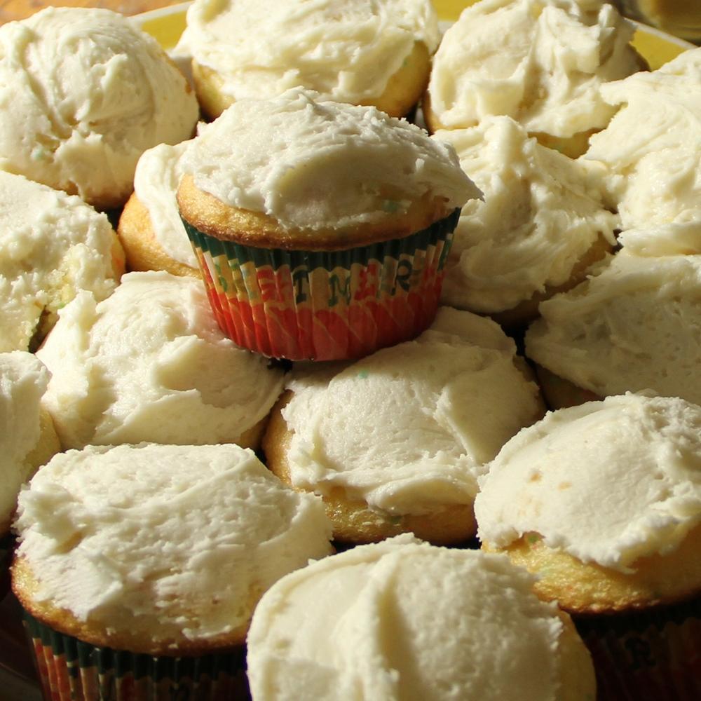 Glaçage beurre et crème