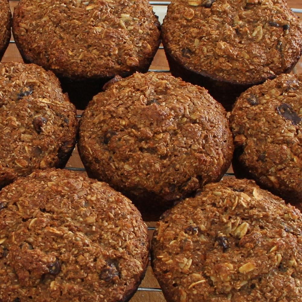 Muffins à… tout