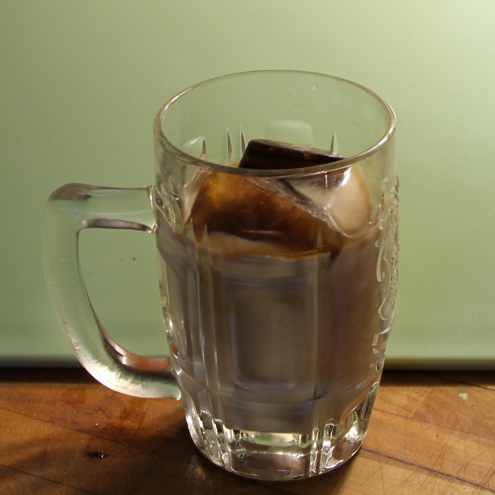 Café glacé, nouvelle stratégie